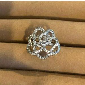 Swarovski Hortense Ring Size 8 (58) beautiful NWOT